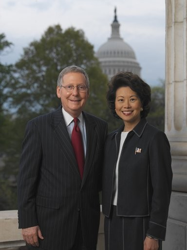 Mrs. and Mr. Elaine Chao